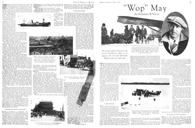 "Article Preview: ""Wop"" May, May 1930 
