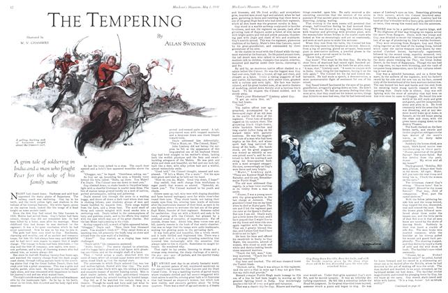 Article Preview: THE TEMPERING, May 1930 | Maclean's