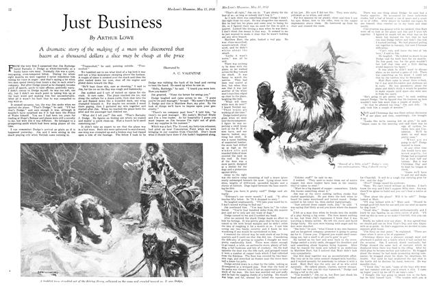 Article Preview: Just Business, May 1930 | Maclean's