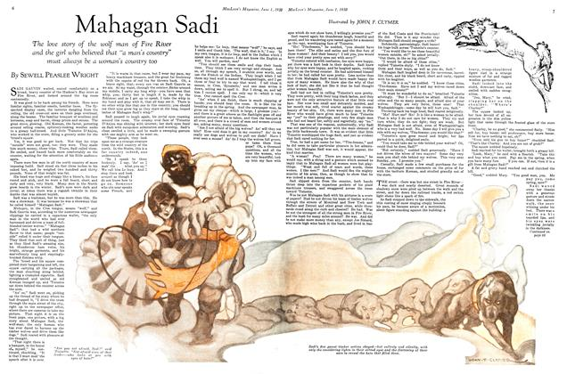 Article Preview: Mahagan Sadi, June 1st 1930 1930 | Maclean's