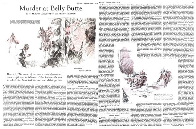 Article Preview: Murder at Belly Butte, June 1st 1930 1930 | Maclean's