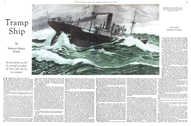 Article Preview: Tramp Ship, June 1st 1930 1930 | Maclean's