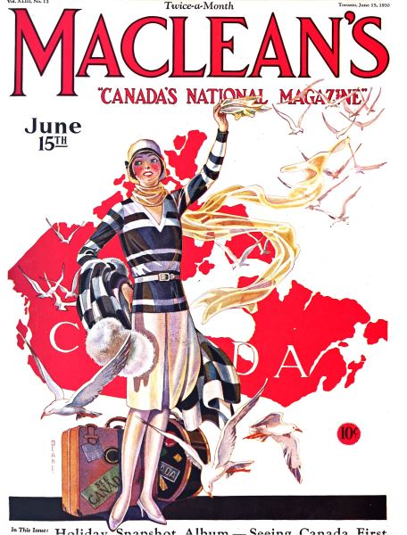 Issue: - June 1930 | Maclean's