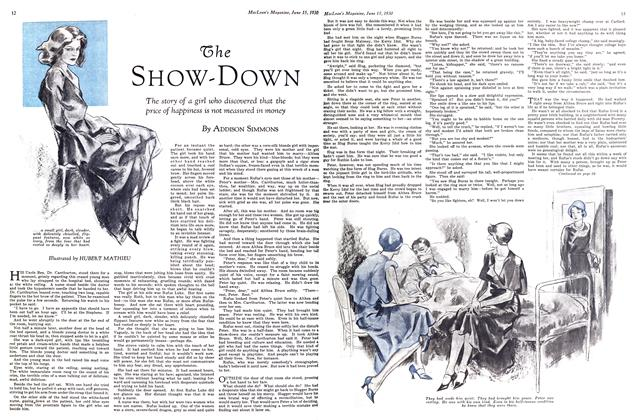 Article Preview: The SHOW-DOWN, June 1930 | Maclean's