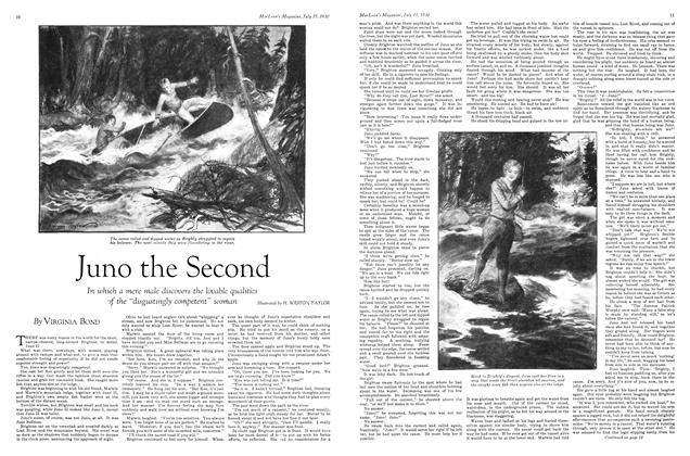 Article Preview: Juno the Second, July 1930 | Maclean's
