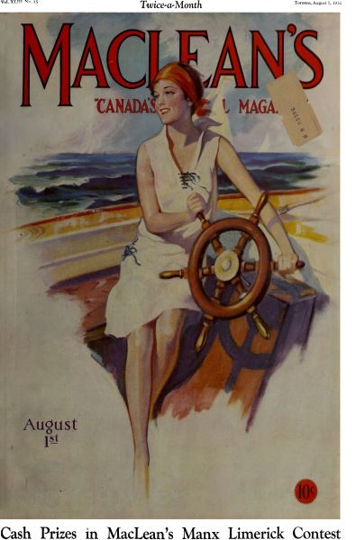 Issue: - August 1930 | Maclean's
