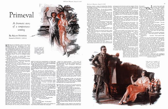 Article Preview: Primeval, August 1930 | Maclean's
