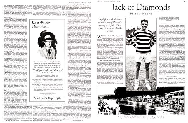 Article Preview: Jack of Diamonds, September 1st 1930 1930   Maclean's