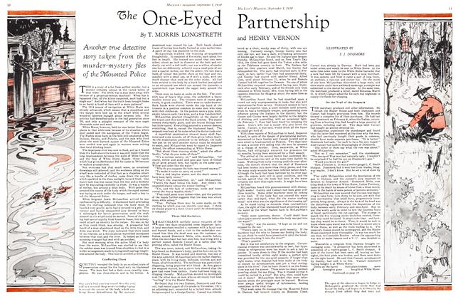 Article Preview: The One-Eyed Partnership, September 1st 1930 1930 | Maclean's