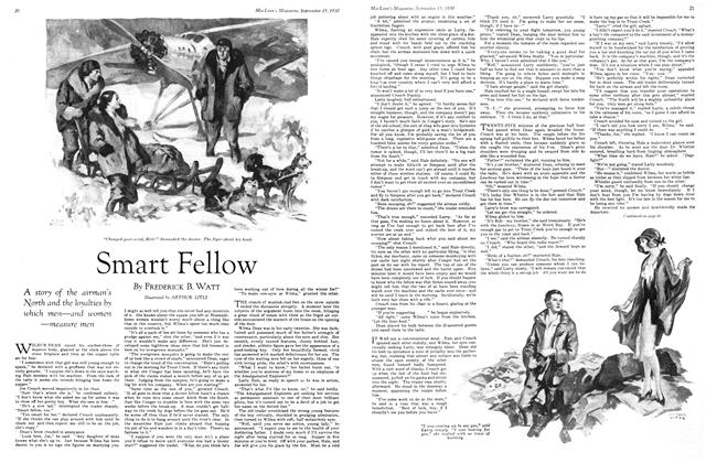 Article Preview: Smart Fellow, September 1930 | Maclean's