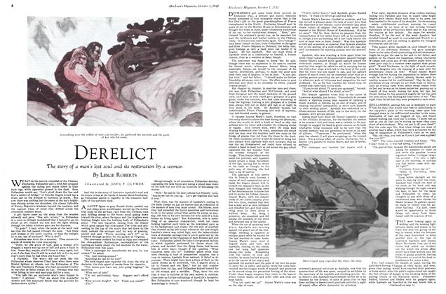 Article Preview: DERELICT, October 1930 | Maclean's