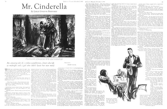 Article Preview: Mr. Cinderella, December 1st 1930 1930 | Maclean's