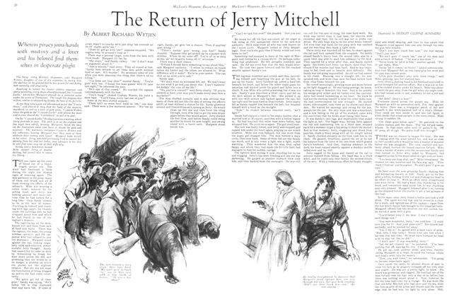 Article Preview: The Return of Jerry Mitchell, December 1st 1930 1930 | Maclean's