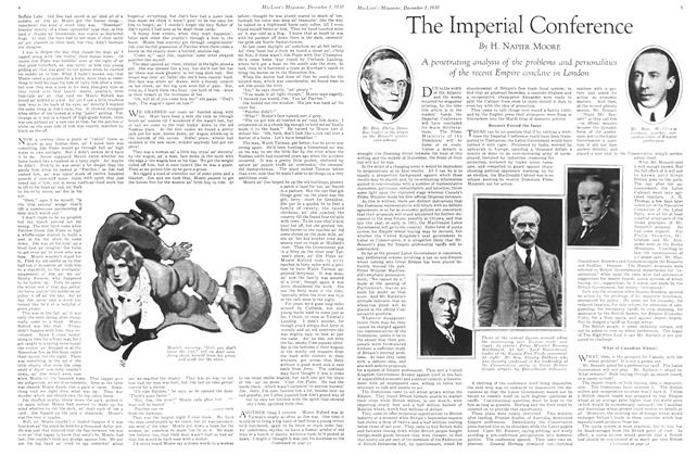 Article Preview: The Imperial Conference, December 1st 1930 1930 | Maclean's