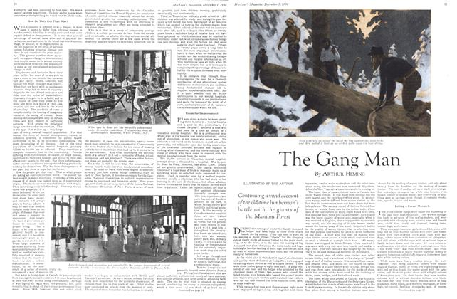 Article Preview: The Gang Man, December 1st 1930 1930 | Maclean's