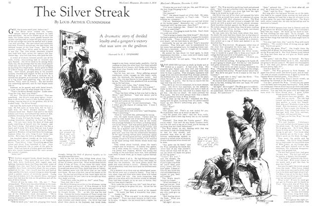 Article Preview: The Silver Streak, December 1st 1930 1930 | Maclean's
