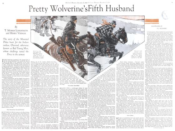 Article Preview: Pretty Wolverine's Fifht Husband, December 15, 1930 1930 | Maclean's