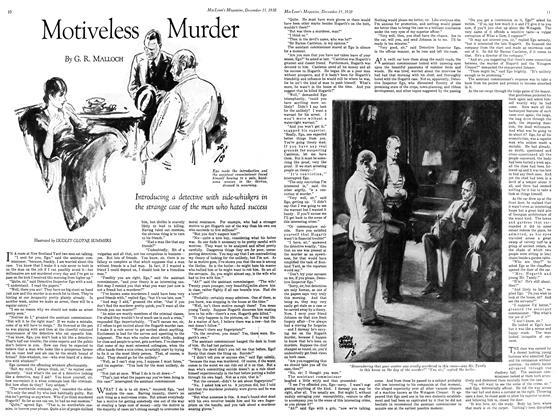 Article Preview: Motiveless Murder, December 15, 1930 1930 | Maclean's