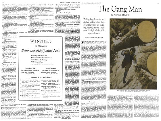 Article Preview: The Gang Man, December 15, 1930 1930 | Maclean's