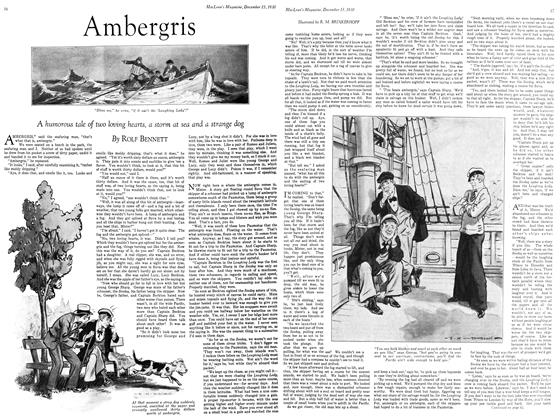 Article Preview: Ambergris, December 15, 1930 1930 | Maclean's
