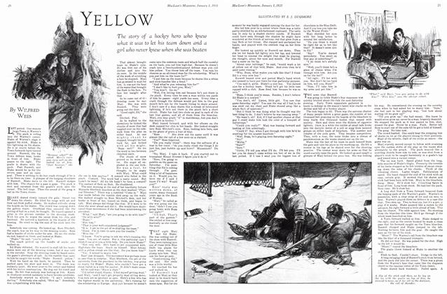 Article Preview: YELLOW, January 1st 1931 1931 | Maclean's