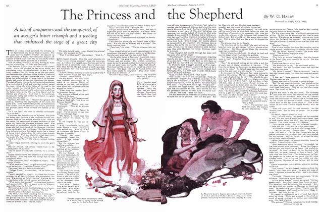 Article Preview: The Princes and the Shepherd, January 1st 1931 1931 | Maclean's