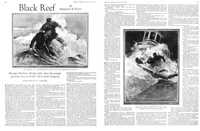 Article Preview: Black Reef, January 1st 1931 1931 | Maclean's