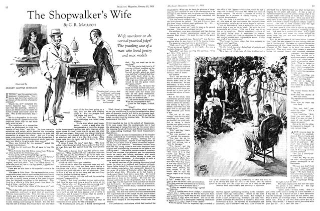 Article Preview: The Shopwalker's Wife, January 1931 | Maclean's