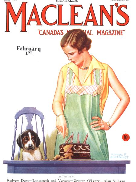 Issue: - February 1ST 1931 | Maclean's