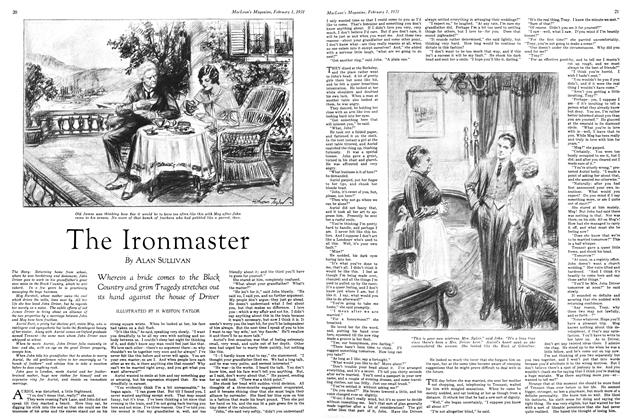 Article Preview: The Ironmaster, February 1ST 1931 1931 | Maclean's