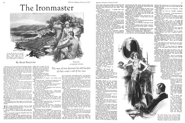 Article Preview: The Ironmaster, February 1931 | Maclean's