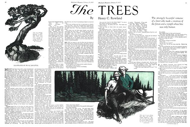 Article Preview: The TREES, February 1931 | Maclean's