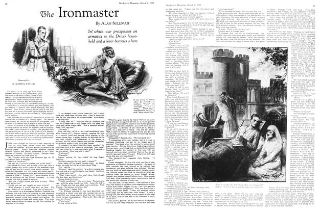 Article Preview: The Ironmaster, March 1st 1931 1931 | Maclean's