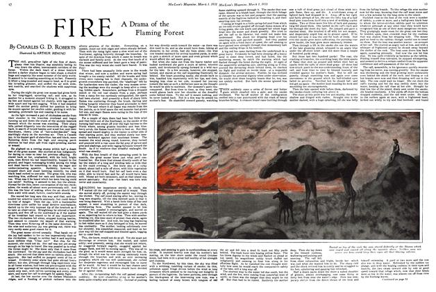 Article Preview: FIRE, March 1st 1931 1931 | Maclean's