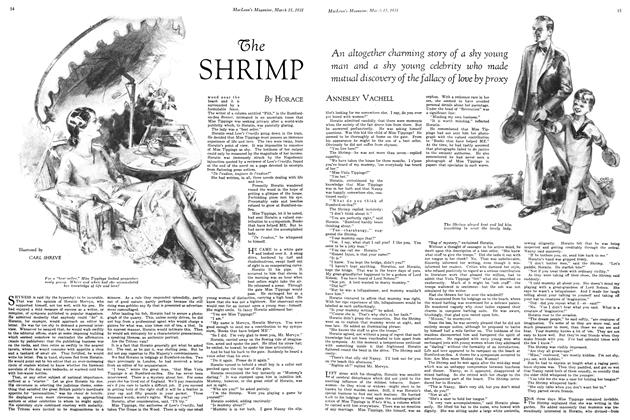 Article Preview: The SHRIMP, March 1931 | Maclean's