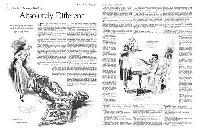 Article Preview: Absolutely Different, May 1st 1931 1931 | Maclean's