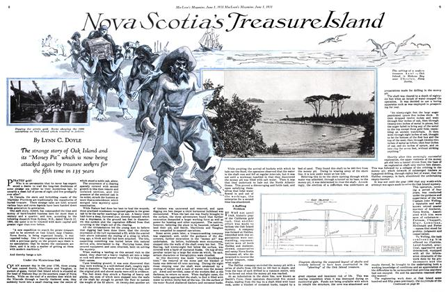 Article Preview: Nova Scotia's Treasure Island, June 1931 | Maclean's