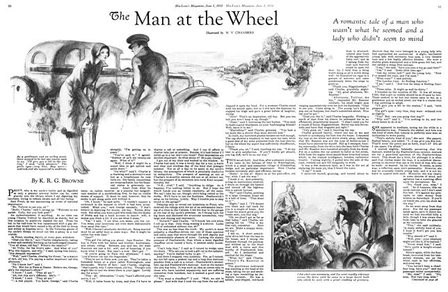 Article Preview: The Man at the Wheel, June 1931 | Maclean's