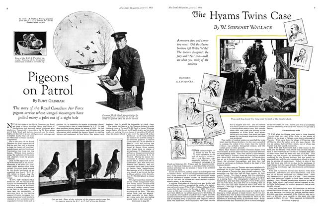 Article Preview: The Hyams Twins Case, June 1931 | Maclean's
