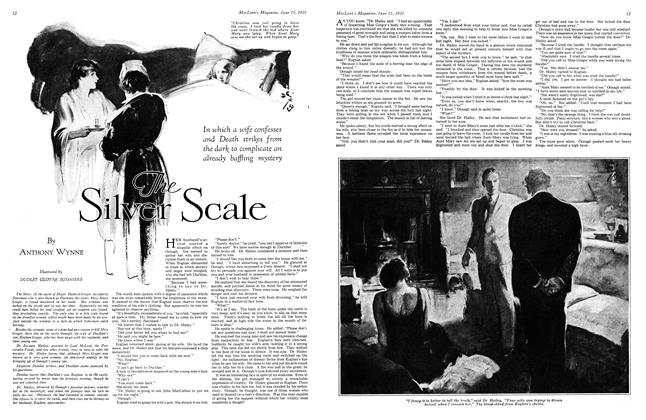 Article Preview: The Silver Scale, June 1931 | Maclean's