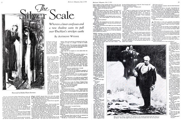 Article Preview: The Silver Scale, July 1931 | Maclean's