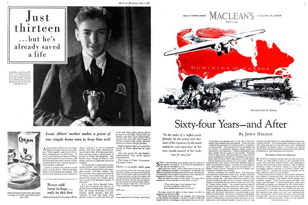 Article Preview: Sixty-four Years—and After, July 1931   Maclean's