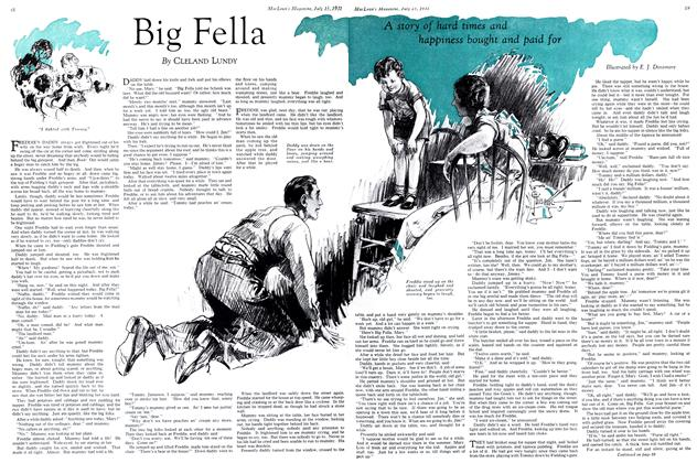 Article Preview: Big Fella, July 1931 | Maclean's