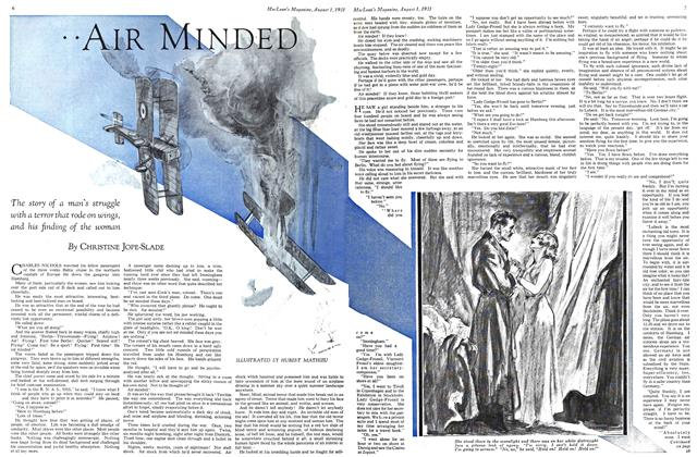 Article Preview: ..AIR MINDED, August 1931 | Maclean's