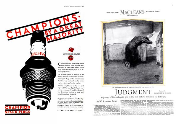 Article Preview: JUDGMENT, September 1st 1931 1931 | Maclean's