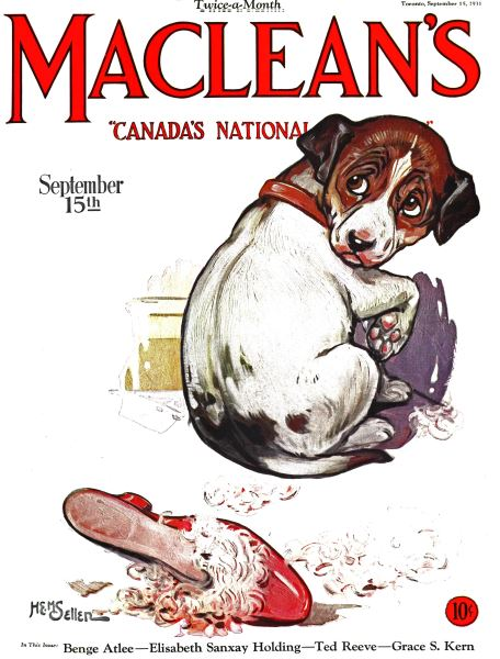 Issue: - September 1931 | Maclean's