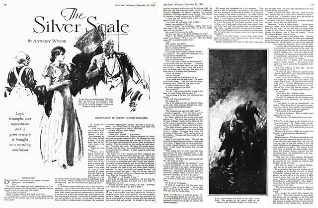 Article Preview: The Silver Scale, September 1931 | Maclean's