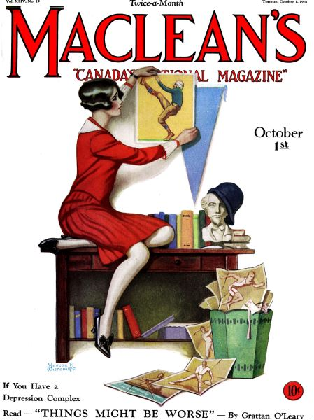 Issue: - October 1931 | Maclean's