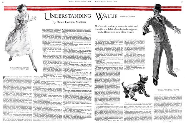 Article Preview: UNDERSTANDING WALLIE, November 1st 1931 1931 | Maclean's