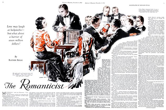 Article Preview: The Romanticist, November 1st 1931 1931 | Maclean's